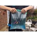 James' leakproof bag
