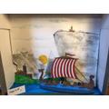 Oscar's longboat