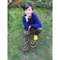 Oscar's plants