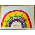 Sophia's rainbow
