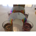 Ilaria's rainbow