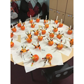 5F finished Christingles