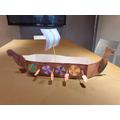 Ben's longboat