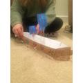 Niamh's longboat