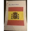 Millie's Spain research