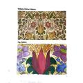 Chloe's William Morris pattern.