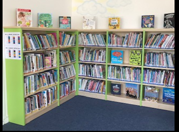 The non-fiction section
