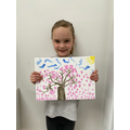 Bella's art work
