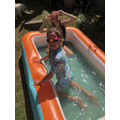 Evelyn's Pool Party