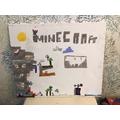 Edward's Minecraft drawing