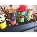 Anisha's craft work