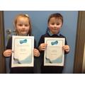 Fabulous! 2 more silver certificates.