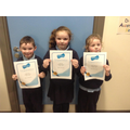 WOW! 3 Gold certificates