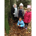 Exploring and discovering nature's treasures.