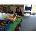 Look at all the things we made and explored.