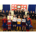 Some P4/5 'Super Heroes'