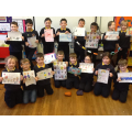 Anti-Bullying Posters and Friendship Chain
