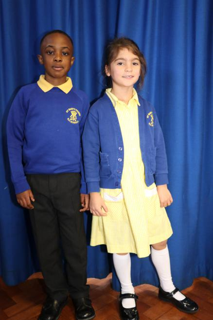 Infant school uniform- boys/ girls (summer)