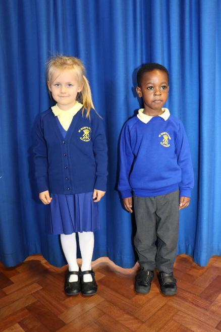 Infant school uniform- boys/girls