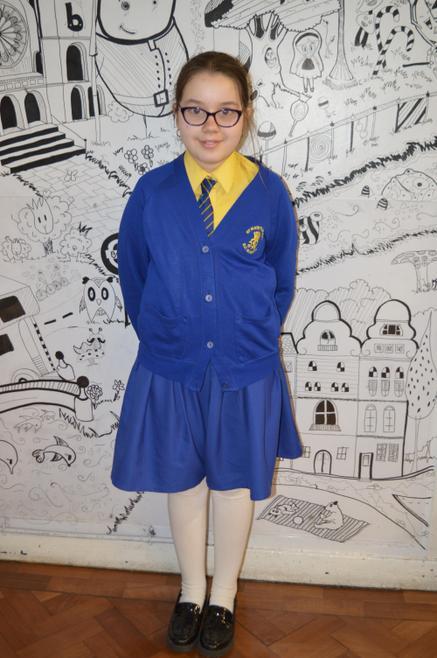 Junior school uniform- girls