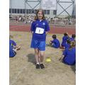 Medal winner for field