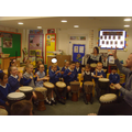 Learning the Djembe
