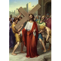 2. Jesus accepts the cross.