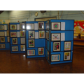 Our art exhibition