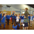 Indian dance and drama workshop