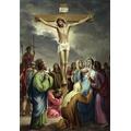 12. Jesus dies on the cross.