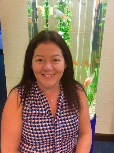 Mrs Kinman - Assistant Head / Year 1