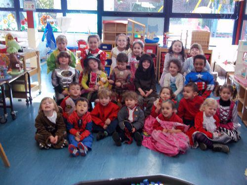 World Book Day AM