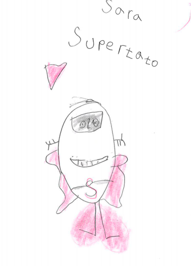 Supertato! by Sara