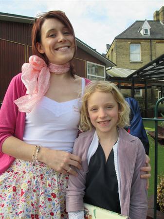 Matilda and Miss Honey!