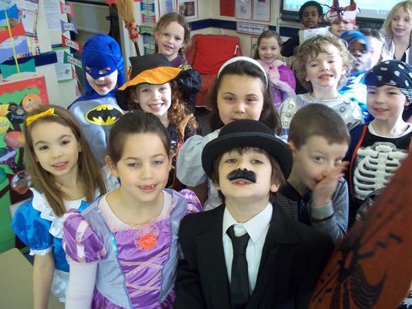 Miss Ashdown's Year 2 class