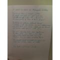 The Salter family sonnet!