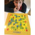 Winning at Scrabble