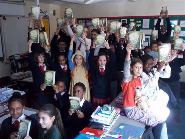 Mr Naughton's Year 6 class