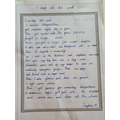 What an great, imaginitive poem by Jaydon.
