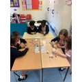 We are learning about money