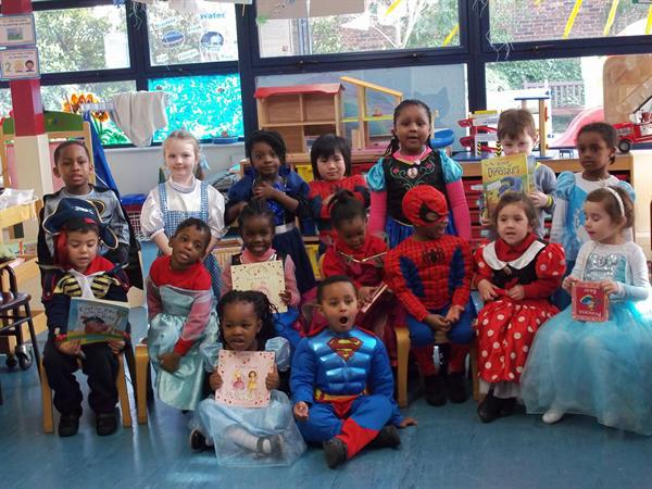 World Book Day Nursery PM