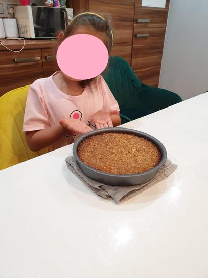 Flapjack by Isabella