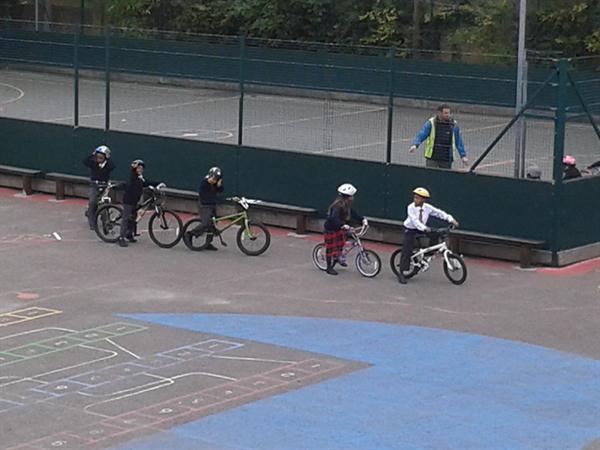 Safe Cycling Training
