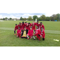 The School Football Team (May)