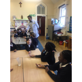 Science workshops with Mr. Fun