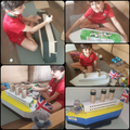 Busy designing my boat.
