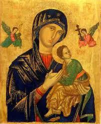Our Lady of Perpetual Succour, pray for us.