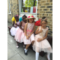 Three Little Pigs performance