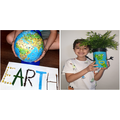 Some excellent Earth day crafts.
