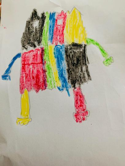 Colour Monster by Cian